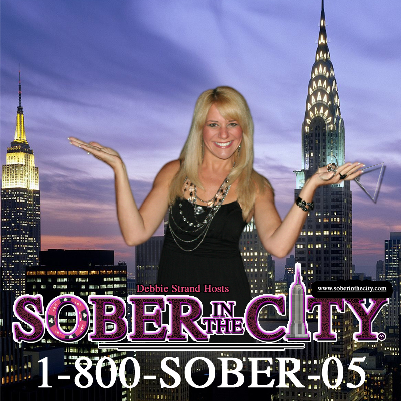 Sober In The City